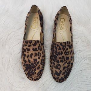 Sam Edelman Circus | Animal print loafers
